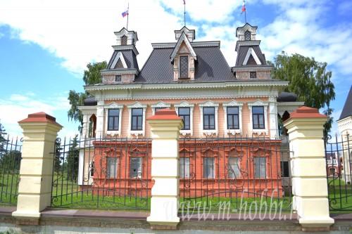 Замок Понизовкина 2