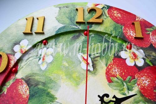 декупаж ягоды