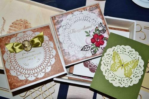 открытки ручной работы Кострома