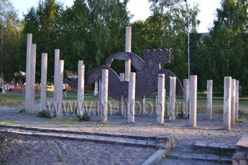 памятники Петрозаводска