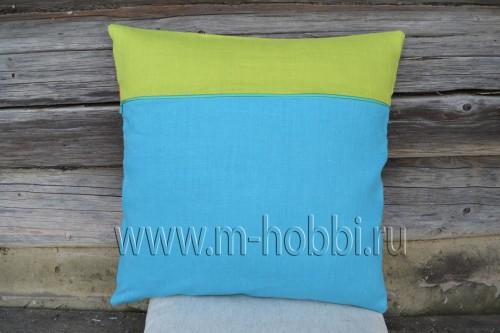 подушка текстильная