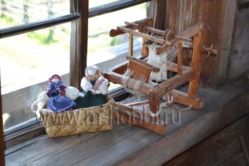 мотанки-куклы