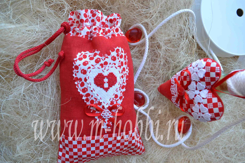 Шьем мешочки для кухни своими руками