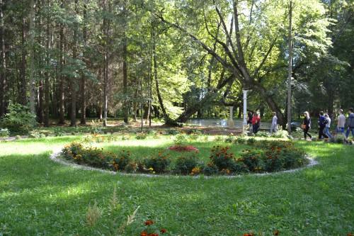 парк Берново