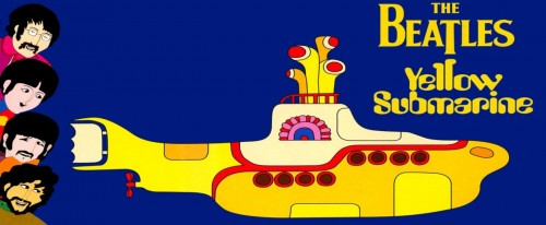 битлз желтая подводная лодка