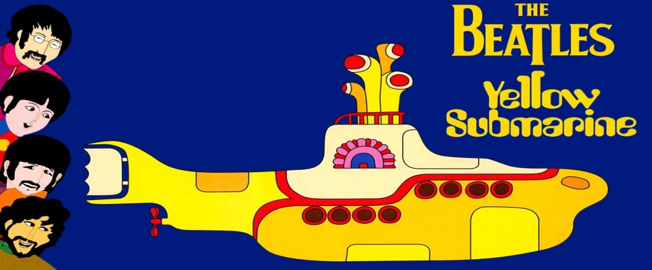 битлз желтая подводная лодка текст на русском